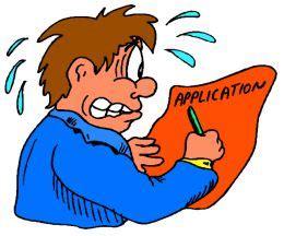 Application letter for an internship Sample letter